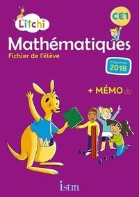 Didier Fritz et Catherine Vilaro - Mathématiques CE1 Litchi - Fichier élève.