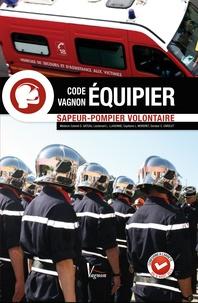 Didier Gateau et Laurent Llagonne - Equipier sapeur-pompier volontaire.