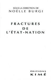 Didier Gazagnadou - Fractures de l'Etat-nation.