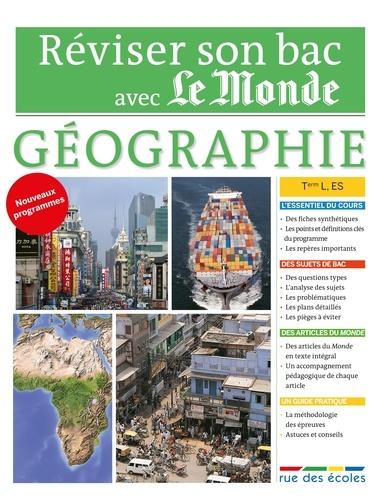 Didier Giorgini et Cédric Oline - Géographie Tle L, ES.