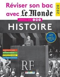 Didier Giorgini et Sandrine Henry - Histoire Terminale, série L, ES, S.