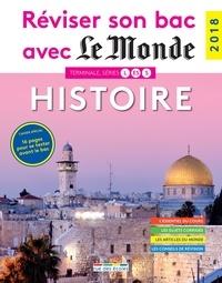 Didier Giorgini et Cédric Oline - Histoire Terminale, séries L, ES, S.