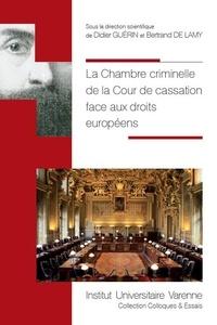 Rhonealpesinfo.fr La Chambre criminelle de la Cour de cassation face aux droits européens Image