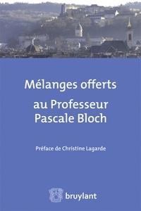 Histoiresdenlire.be Mélanges offerts au professeur Pascale Bloch Image
