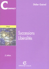 Deedr.fr Successions. Libéralités Image