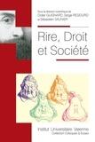 Didier Guignard et Serge Regourd - Rire, droit et société.