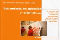 Didier Heintz et Josiane Chabel - Les normes en question.