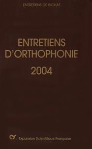 Didier-Jacques Duché et Christophe-Loïc Gérard - Entretiens d'orthophonie 2004.