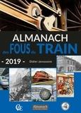 Didier Janssoone - Almanach des fous du train.