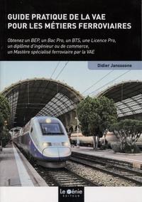 Corridashivernales.be Guide pratique de la VAE pour les métiers ferroviaires Image