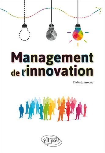 Didier Janssoone - Management de l'innovation.
