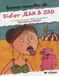 Didier Jean et  Zad - Bonnes nouvelles de... Didier Jean & Zad.
