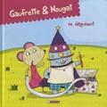 Didier Jean et  Zad - Gaufrette & Nougat  : Gaufrette & Nougat se déguisent.