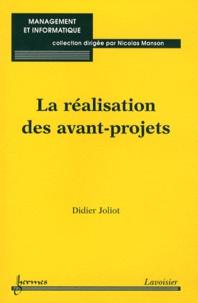 La réalisation des avant-projets.pdf