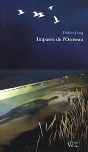 Didier Jung - Impasse de l'Ormeau.