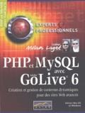 Didier Laget et  Milan - PHP et MySQL avec GoLive 6.