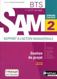 Livres et magazines téléchargement gratuit Domaine d'activité SAM 2 Gestion de projet BTS 1re et 2e années 9782091650418 (French Edition) iBook DJVU ePub