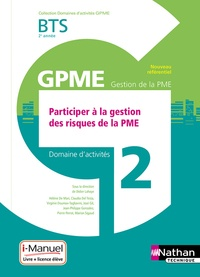Didier Lahaye - Participer à la gestion des risques de la PME BTS 2e année - Domaine d'activités 2.