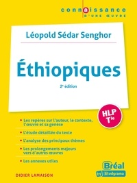 Didier Lamaison - Ethiopiques HLP Tle - Léopold Sédar Senghor.