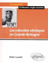 Didier Lassalle - Les minorités ethniques en Grande-Bretagne.