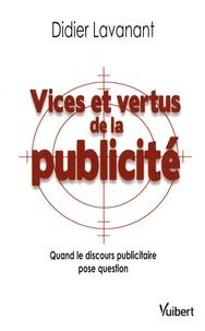 Histoiresdenlire.be Vices et vertus de la publicité - Quand le discours publicitaire pose question Image