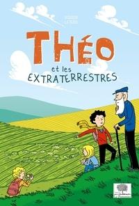 Didier Leterq - Théo  : Théo et les extraterrestres.