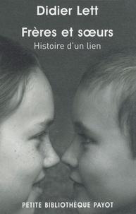 Openwetlab.it Frères et soeurs - Histoire d'un lien Image