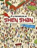 Didier Lévy et Fabien Laurent - A la recherche de Shen Shan.