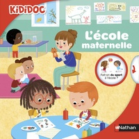 Didier Lévy et Coline Citron - L'école maternelle.