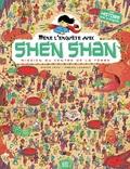Didier Lévy et Fabien Laurent - Mène l'enquête avec Shen Shan - Mission au centre de la Terre.