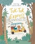 Didier Lévy et Sébastien Mourrain - Tuk-Tuk Express.