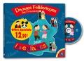 Didier Lhotte - Danses folkloriques de France pour les enfants. 1 CD audio
