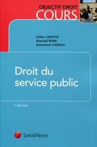 Deedr.fr Droit du service public Image