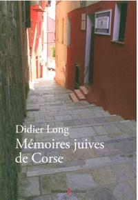 Histoiresdenlire.be Mémoires juives de Corse Image