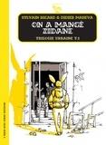 Didier Maheva et Sylvain Ricard - Trilogie urbaine Tome 1 : On a mangé Zidane.