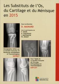 Feriasdhiver.fr Les substituts de l'os, du cartilage et du ménisque en 2015 Image