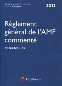 Checkpointfrance.fr Règlement général de l'AMF commenté Image