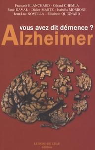 Galabria.be Alzheimer - Vous avez dit démence ? Image