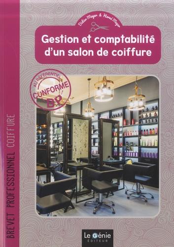 Didier Meyer et Hervé Meyer - Gestion et comptabilité d'un salon de coiffure BP coiffure.