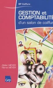 Didier Meyer et Hervé Meyer - Gestion et comptabilité d'un salon de coiffure - Brevet professionnel coiffure.