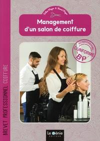 Didier Meyer et Hervé Meyer - Management d'un salon de coiffure Brevet professionnel coiffure.
