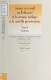 Didier Migaud et Laurent Fabius - .