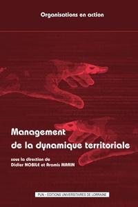 Didier Nobile et Aramís Marin - Management de la dynamique territoriale.