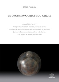 Didier Nordon - La droite amoureuse du cercle.