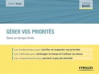 Didier Noyé - Gérer vos priorités - Dans un temps limité.