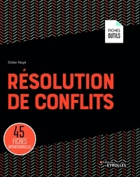 Didier Noyé - Résolution de conflits.