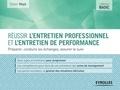 Didier Noyé - Réussir l'entretien professionnel et l'entretien de performance - Préparer, consuire les échanges, assurer le suivi.