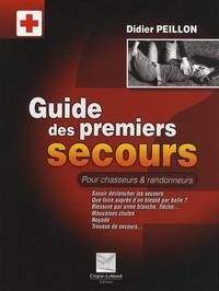 Guide des premiers secours - Pour chasseurs et randonneurs.pdf