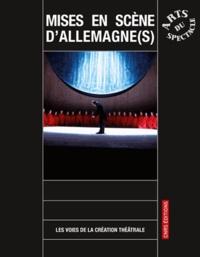 Didier Plassard - Mises en scène d'Allemagne(s).