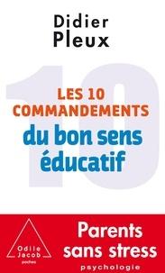 Coachingcorona.ch Les 10 Commandements du bon sens éducatif Image